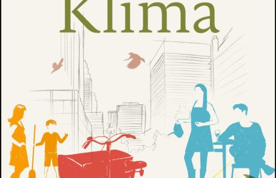 Lesung und Gespräch: Vier fürs Klima